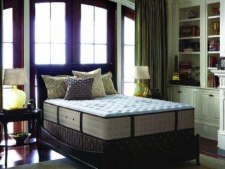 Luxusní pružinová matrace Estate