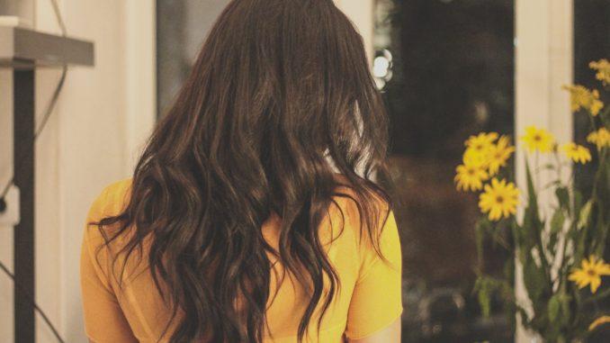 Letní úprava vlasů