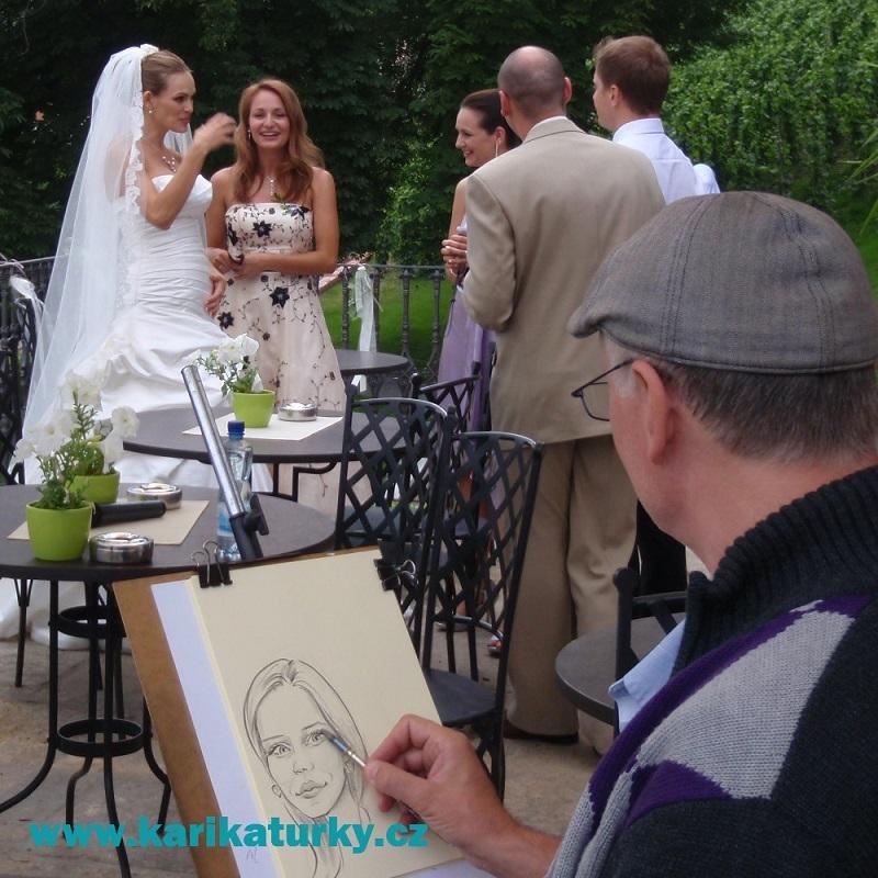 Originální svatební zábava