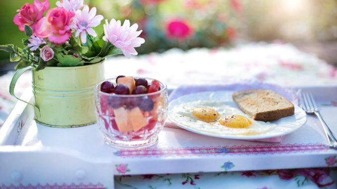 3 tipy na zdravé snídaně