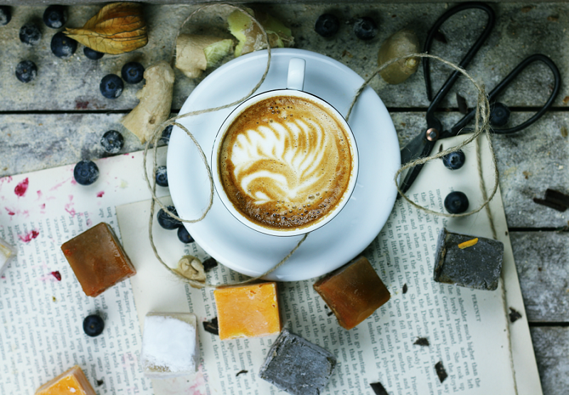 Dárky, které potěší každého - zkuste ty, co voní po kávě či čokoládě
